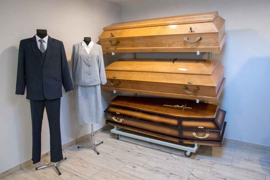 Trumna ubrania
