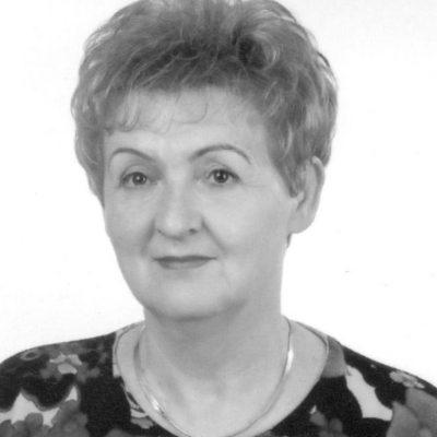Nekrolog Krystyna Kozakowska