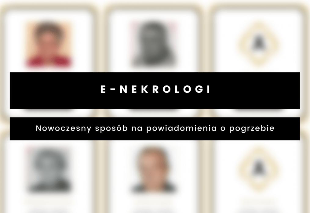 Bezpłatne e-nekrologi