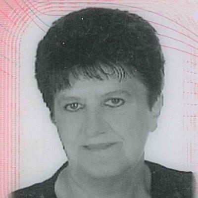 Nekrolog Barbara Chądzyńska