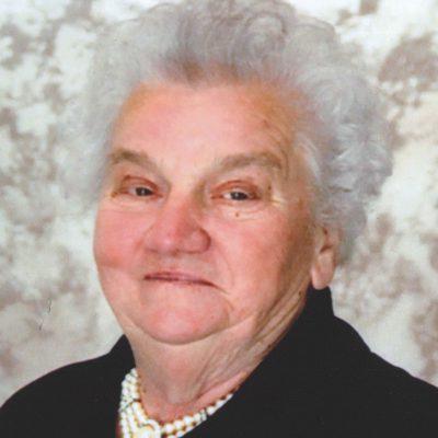 Nekrolog Jadwiga Pietruszczak