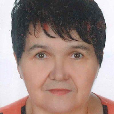 Nekrolog Maria Ziółek