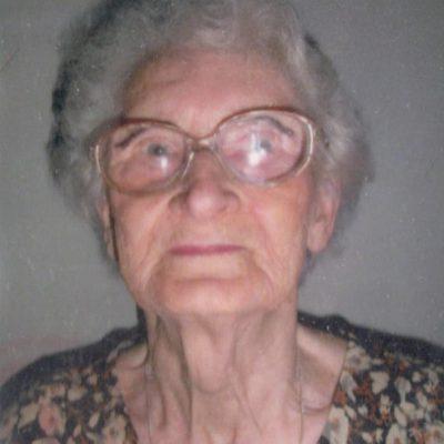 Nekrolog Krystyna Jungowska