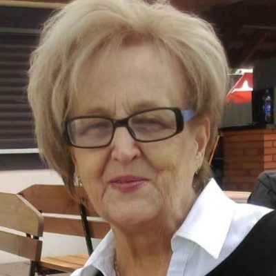 Nekrolog Cecylia Mękarska