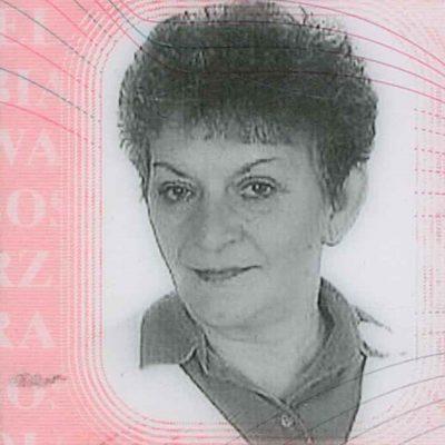Nekrolog Teresa Kapruziak
