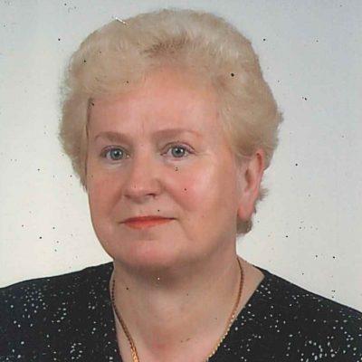 Nekrolog Halina Okólska