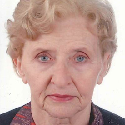 Nekrolog Maria Smolec