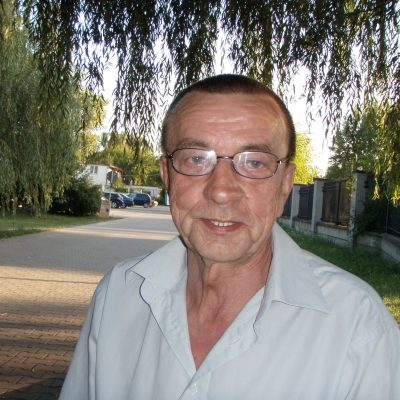 Nekrolog Krzysztof Stasiak