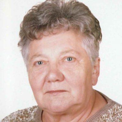 Nekrolog Krystyna Wójciak