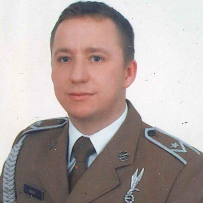 Nekrolog Piotr Holc