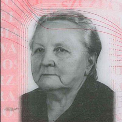 Nekrolog Stanisława Kosińska