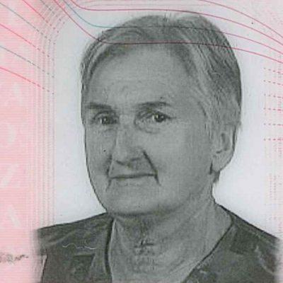 Nekrolog Danuta Żerek