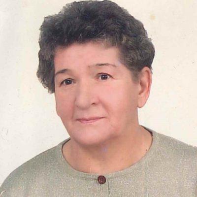 Nekrolog Irena Krajewska