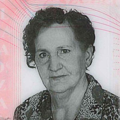 Nekrolog Krystyna Małagocka