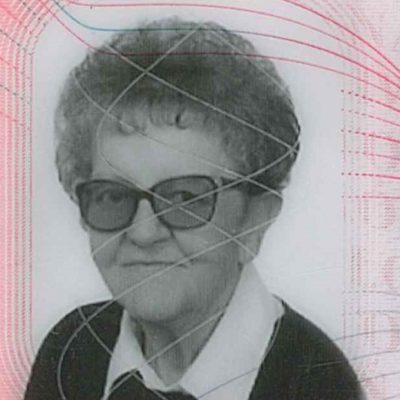 Nekrolog Maria Burakowska